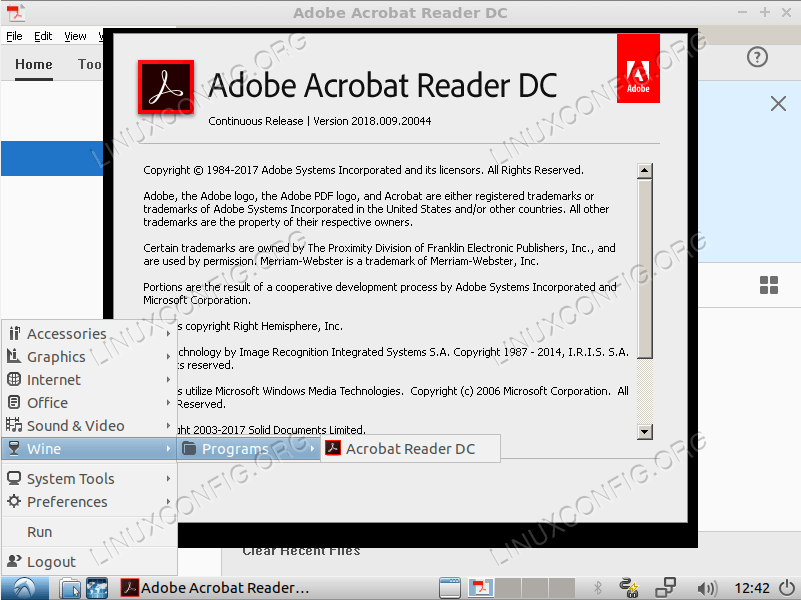How to Install Latest Adobe Acrobat Reader DC on Ubuntu 18 04 Bionic